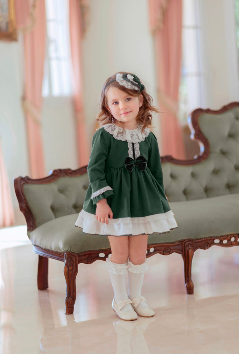 AW20 Dainty Delilah Chanel Tweed Dress (hand wash only)