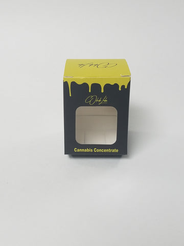 Concentrate Jar Packaging