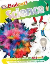 Science Party Favor Books