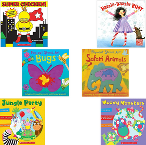 Toddler Party Favor Books