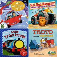 Vehicle Party Books