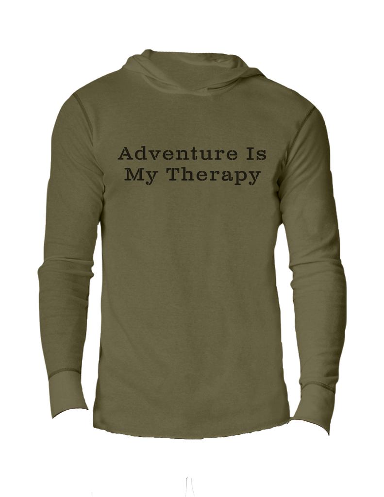 Adventure Is Therapy Hoody - Condition One