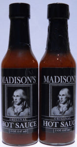 "Madison's ""O"" Sauce (2 Pack)"