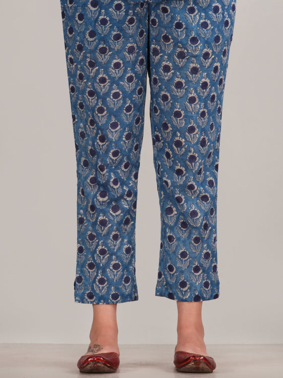 Jashn Rehnaz - Cotton Pants - KP60NYYY