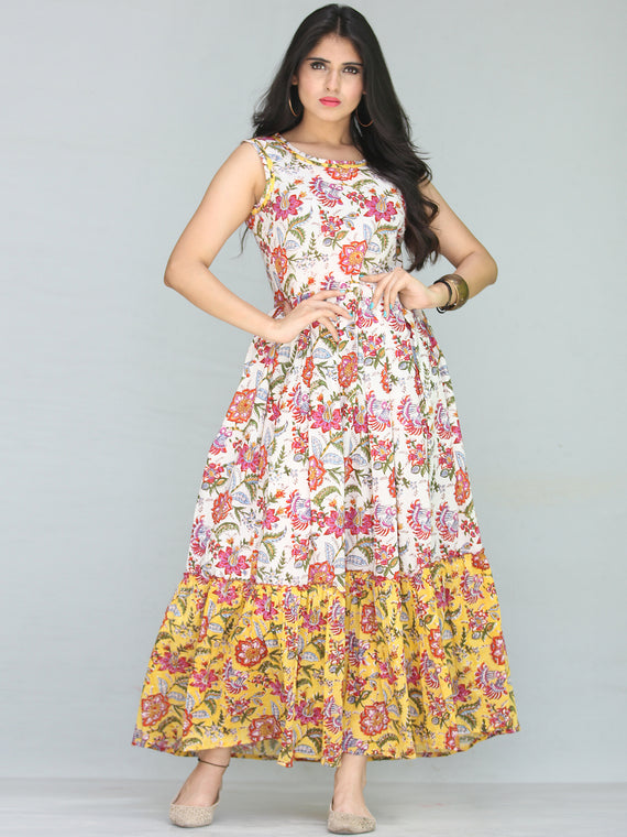 Gulzar Rafya Dress - D67F2183