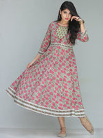 Gulzar Gulfaam Dress - D439F2234