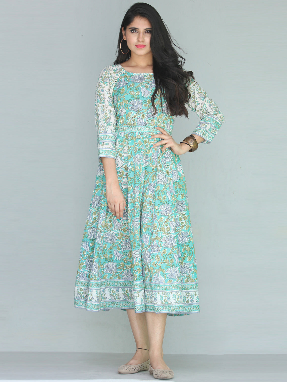 Gulzar Nazrana Dress - D440F2227