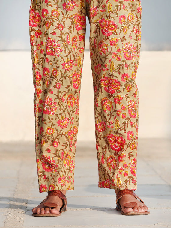 Rozana Sanaz - Cotton Pants - KP142A2488