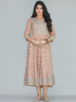Gulzar Nasreen Dress - D441F2176
