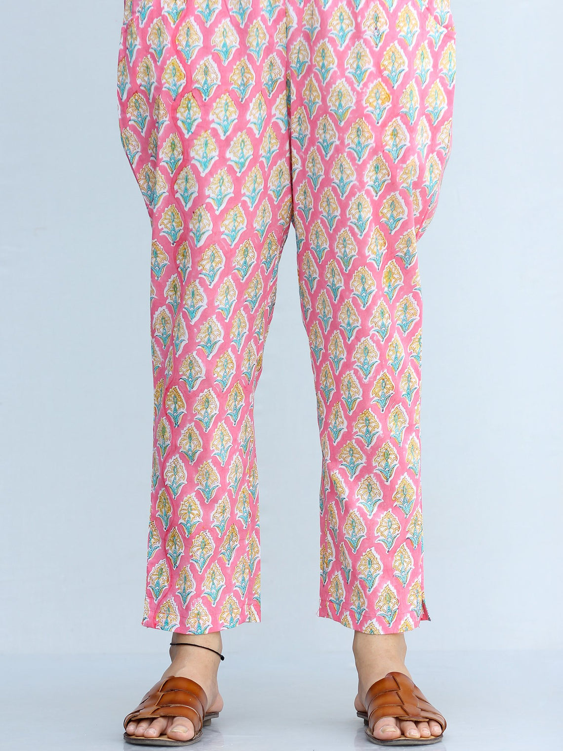 Jashn Gul - Cotton Pants -  KP73AXXX