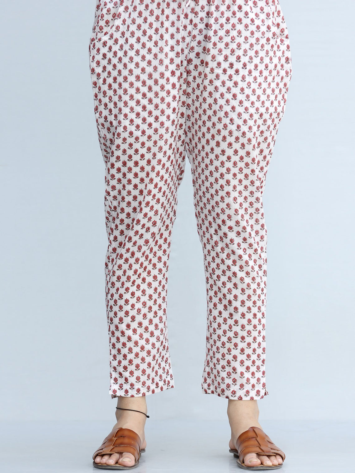 Jashn Gulerana - Cotton Pants - KP03EXXX
