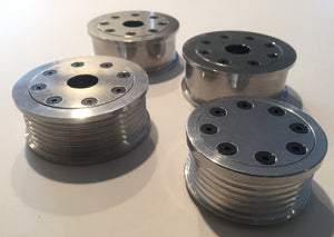 RevOlution Series Billet Pulley Set