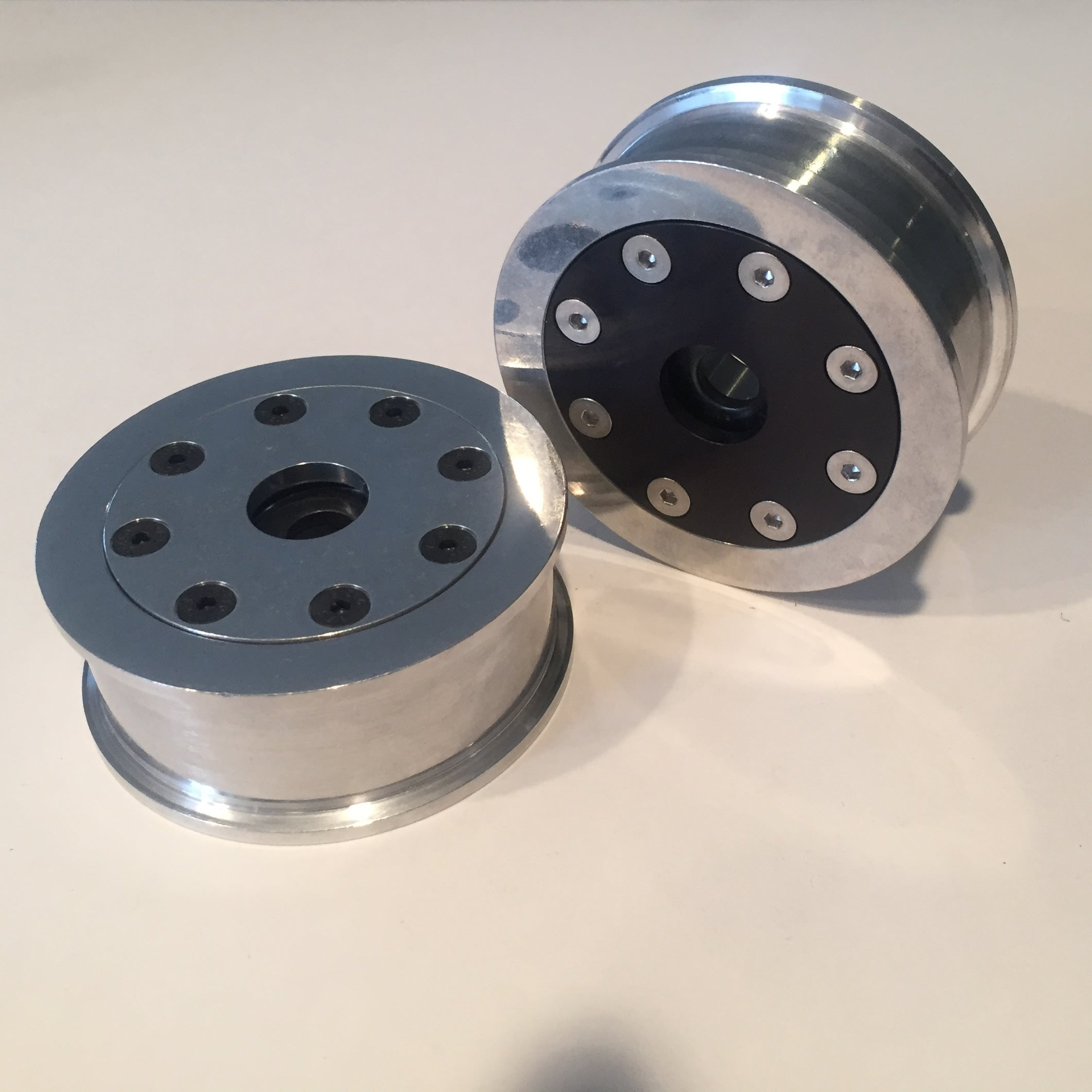 RevOlution Series Billet 70MM Smooth Tensioner / Idler Pulley