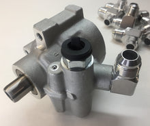 Press-IN 90 Degree -10AN Power Steering Pump Resivoir Inlet Fitting