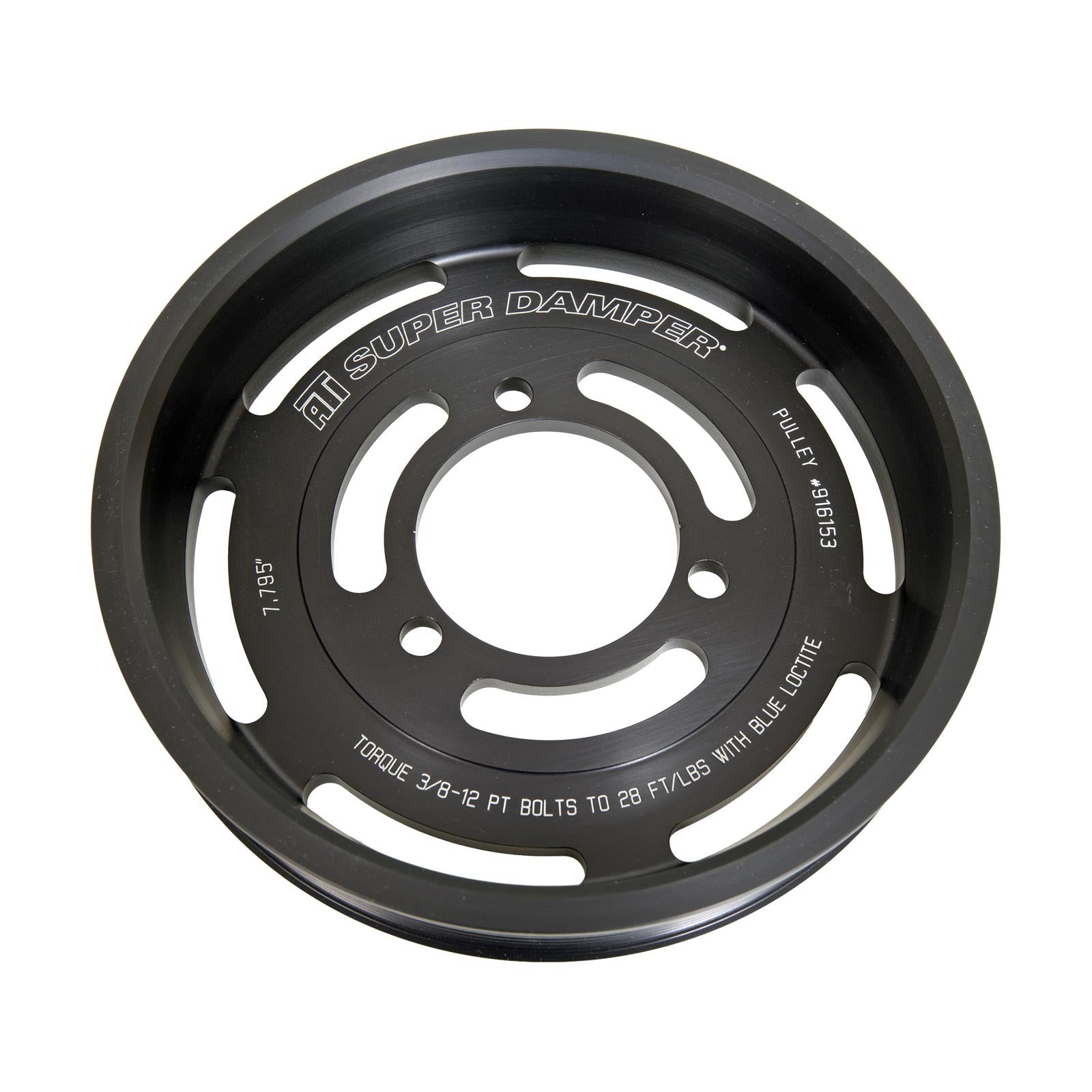 LSA/ZL1 7.990 Dia. (Stock) Pulley