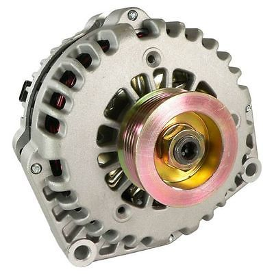 GM AD244 Series 253 Amp Alternator - 4 Pin