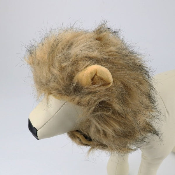 Lion Mane for Cats and Dogs Adjustable