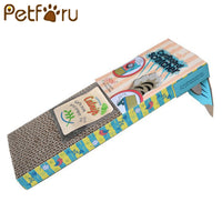 Petforu Healthy Cat Scratch Board Door Hanger
