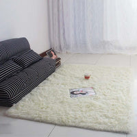 Large Plush Shaggy Soft Carpet Area Rugs Slip Resistant