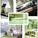 Bring the Outdoors Inside - Window Hammock for Cats