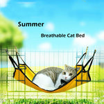 Summer Hanging Cat Bed Cage