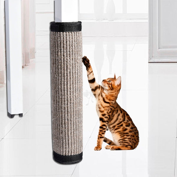 Safe Cat Scratch Pad Furniture/Bed Mattress/Table Leg Protector Toy