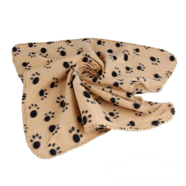 Large Size 100*70cm Pet Dog Cat Blanket Soft  Towel