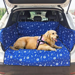 Universal Pet Car Seat Covers Waterproof of Oxford Cloth for Back Well of Vehicle