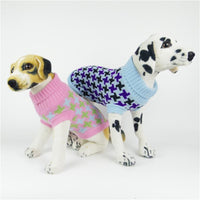 Cute Dog Sweater Dog Clothes Winter Sweaters