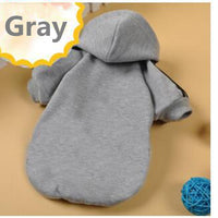 Big Dog Clothes for Large Size Winter Hoodie Sportswear