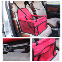 Pet Safety Seat Dog Cat Car Carrier Mat Waterproof