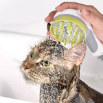 New Arrive Pet Shower Head Handheld 3-in-1 Pet Massage Bath Brush