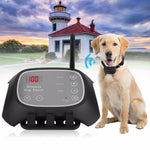 Waterproof Wireless Pet Fence Containment  Long Remote Control Distance US Plug  Dog Safe Training