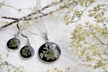 Queen Anne's Lace Earrings 'Celebration'