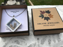 Pressed Wishes Organic Jewellery Box for Stainless Steel Locket Collection