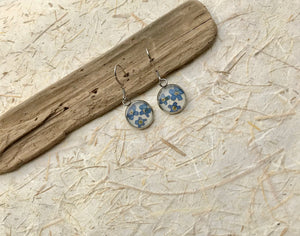 Forget-Me-Not Earrings 'Remembrance'