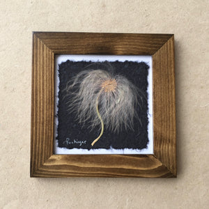 old man whiskers framed artwork made in canada