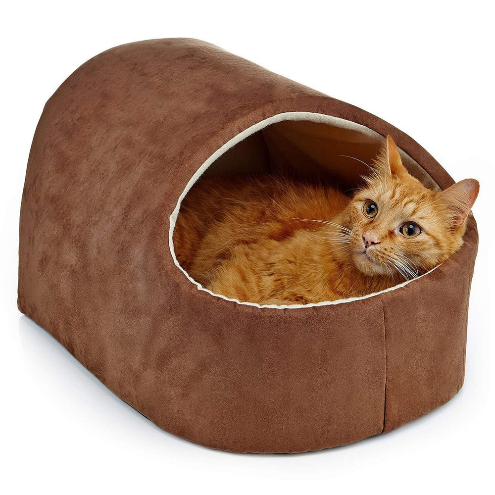 Pet Bed Cave, Brown