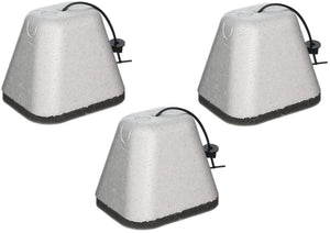 Home Intuition Outdoor Foam Faucet Cover, 3 Pack