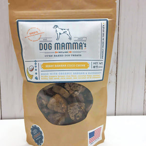Organic Oven Baked Dog Treats - Jasper Go Fetch