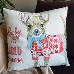 Load image into Gallery viewer, Christmas Pillow Cover Collection - Jasper Go Fetch