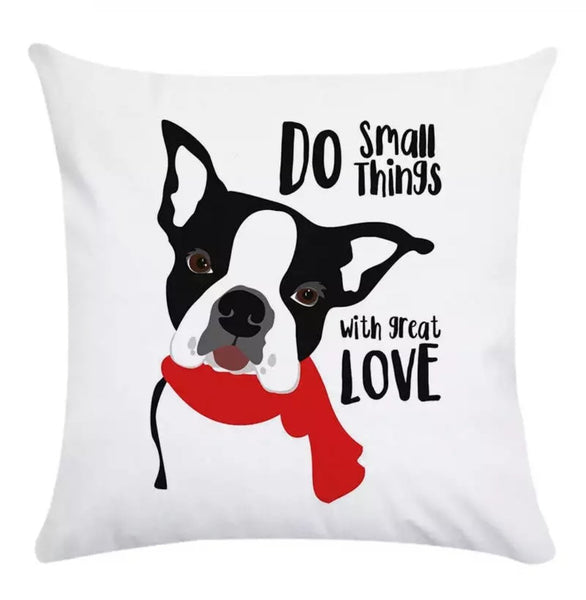 Pawsitivity Pillow Cover Collection