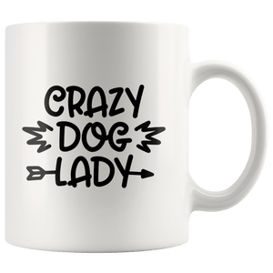 Crazy Dog Lady Mug - Jasper Go Fetch