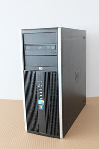 HP Elite 8100 - Desktop, i7 860, 2.8GHz, 4G, 500G HD, Grade A Refurbished