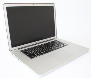 "Apple Macbook Pro A1286 (mid 2010) - 15"",i5 (I5-540M), 2.53GHz, 8G, 500G HD, Grade A Refurbished"