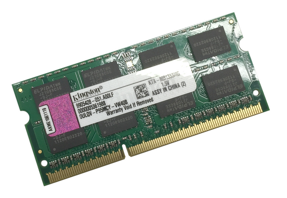 4GB DDR3 RAM Component (Laptop) - Refurbished