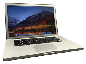 "Apple MacBook Pro 15.4"" (Late 2011/Grade A) Laptop - Refurbished"