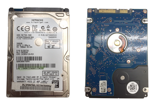 Hitachi Travelstar 5K750 500GB Hard Drive Component - Refurbished