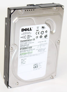 "Dell Constellation ES 500G SAS Hard Disk Drive - 3.5"" DT Server Drive - Component"
