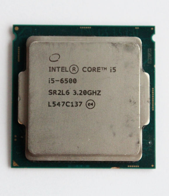 Intel Core i5 -6500 CPU  3.20GHz SR2L6-1151 Socket -Grade A Refurbished